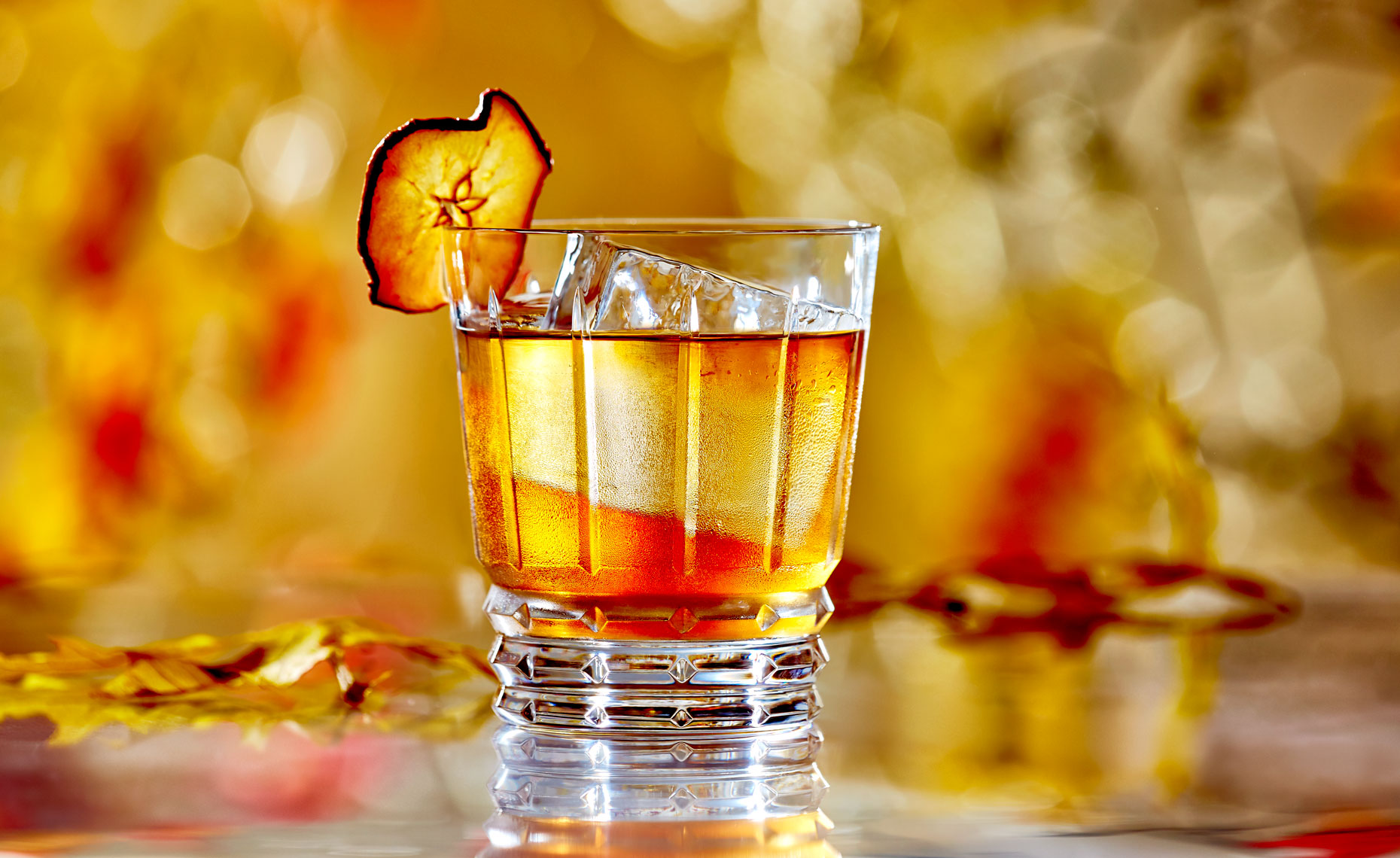 Fall Drink Photography © Sasha Gitin